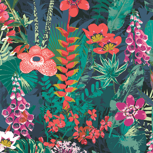 {Pre-Order May/June} Art Gallery Fabrics Boscage Lush Rainforest