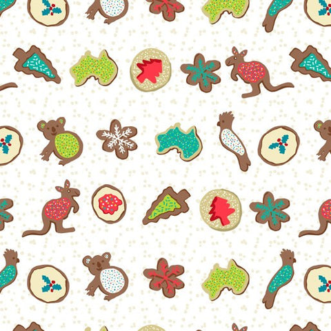 {New Arrival} Aussie Christmas Delights Aussie Cookies White