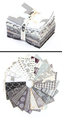 Art Gallery Colour Master Spectrum Bundles Grayscale x 20 Fat Quarters