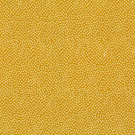 Michael Miller Garden Pindot Collection Gold