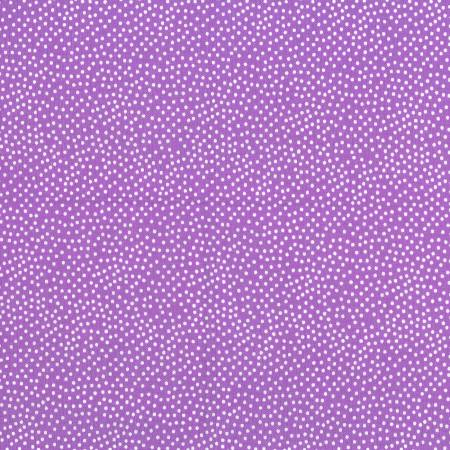Michael Miller Garden Pindot Collection Wisteria