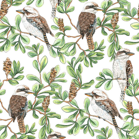 Michelle Holik Gumtree Friends Kookaburras Allover