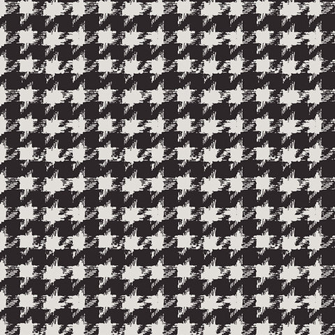 Art Gallery Decadence Houndstooth XIV Onyx