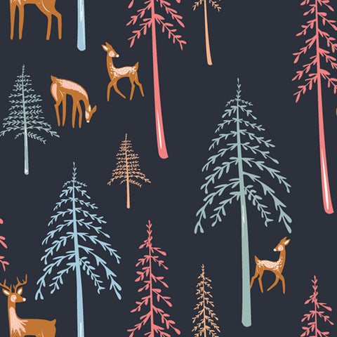 {New Arrival} Art Gallery Little Forester Fusion Among the Pines Forester