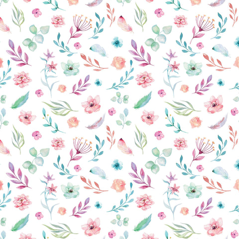 {New Arrival} Devonstone A Magical Time Floral White