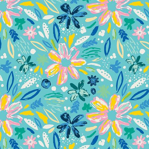 Art Gallery Fabrics Hello Sunshine Summer Daze