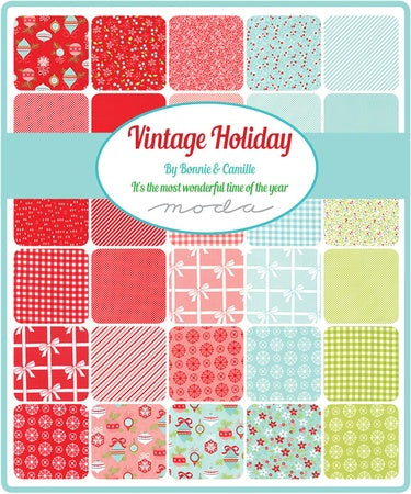Moda Vintage Holiday Layer Cake