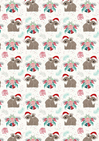 Aussie Christmas by Sew Darling Koala Christmas