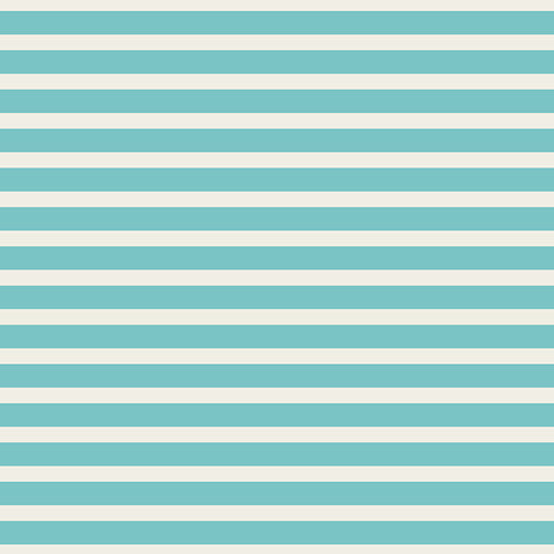 Art Gallery KNITS STRIPED Striped Alike Aqua