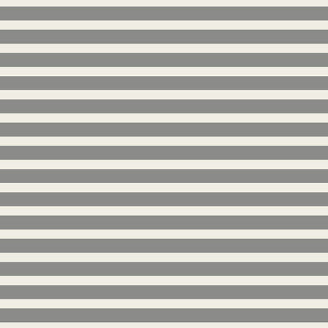 Art Gallery KNITS STRIPED Striped Alike Grey
