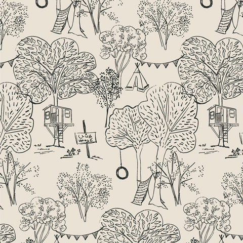 {Pre-Order March/April} Art Gallery Fabrics Lilliput Fort Imagination