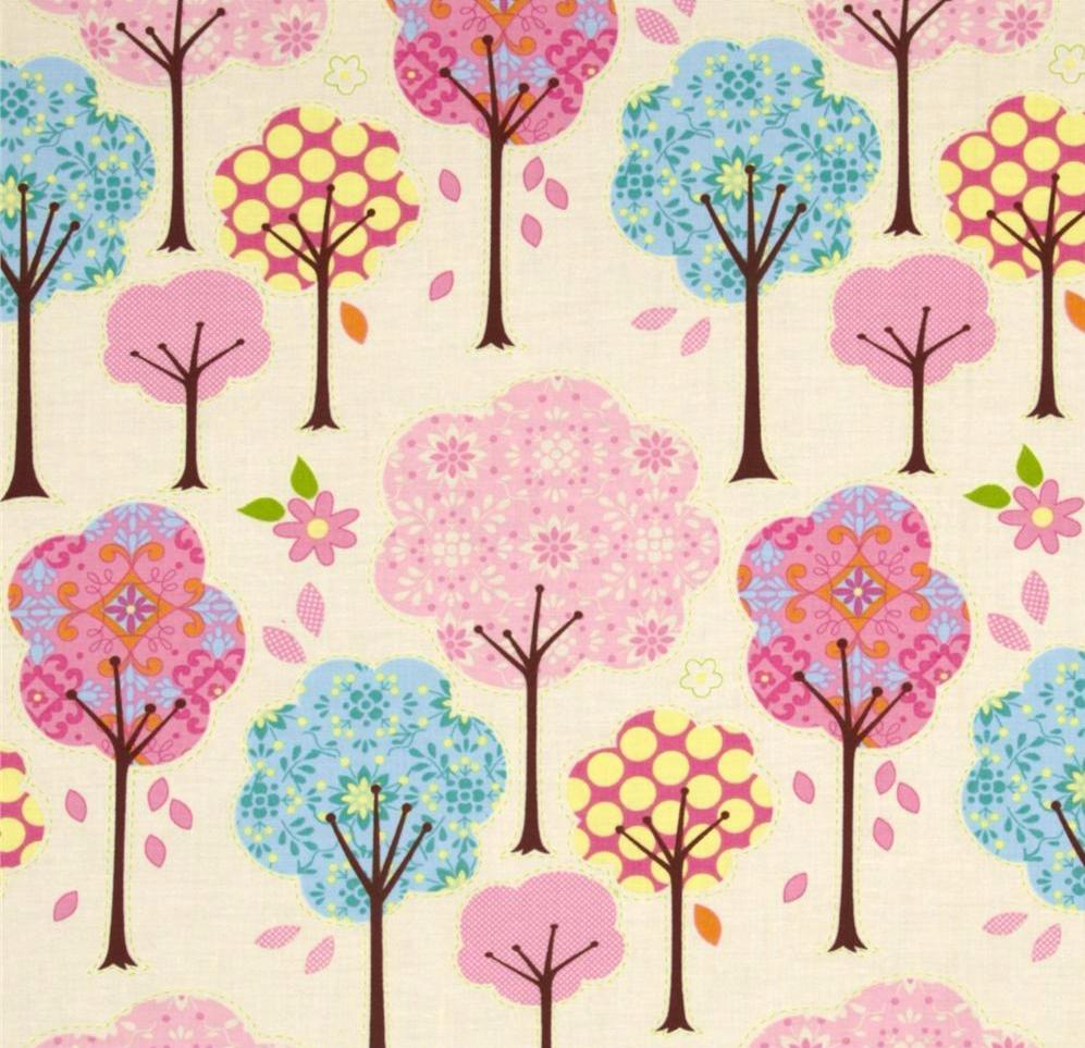 Dena Designs Pretty Little Things Trees in Cream