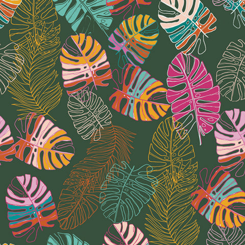 {New Arrival} Art Gallery Fabrics Maara Jungle Tour
