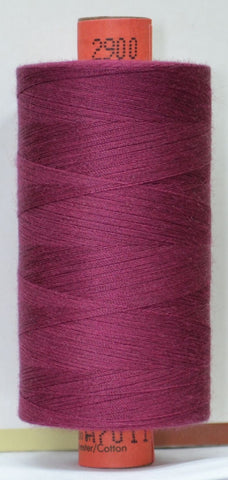 Rasant Thread Deep Burgundy 120 Colour 2076