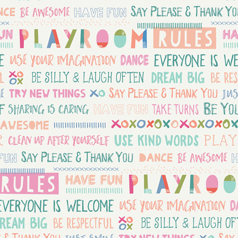 Art Gallery Playroom Playroom Rules