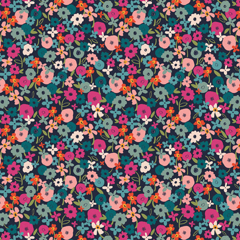 {New Arrival} Art Gallery Trouvaille RAYON Posy Blaze