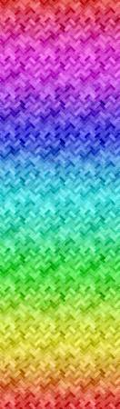 {New Arrival} Hoffman Fabrics Backsplash Digital Rainbow Backsplash Digitally Printed