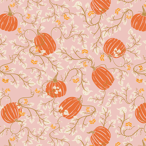{New Arrival} Art Gallery Fabrics Spooky 'n Sweet Through the Pumpkin Patch