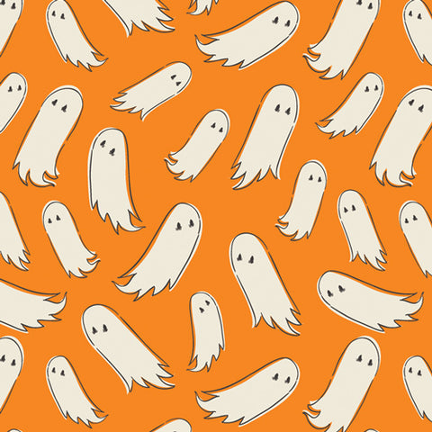 {New Arrival} Art Gallery Fabrics Spooky 'n Sweet Pick-a-boo