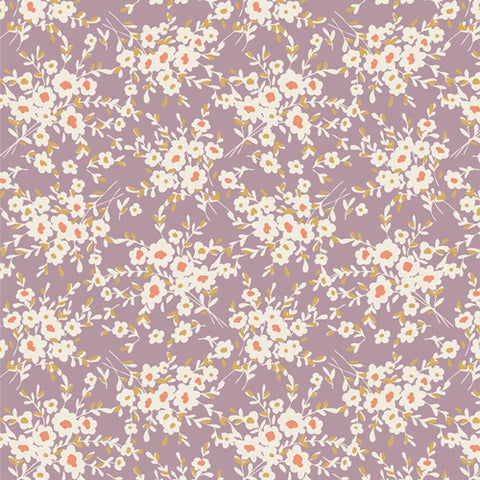 {New Arrival} Art Gallery Spirited Calico Days Lavender