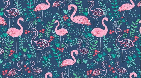 Dear Stella Life's a Beach Regatta Flamingo