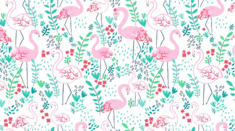 Dear Stella Life's a Beach Multi Flamingo