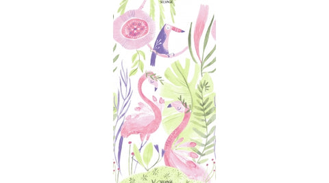 Dear Stella Pink Paradise Flamingo Panel
