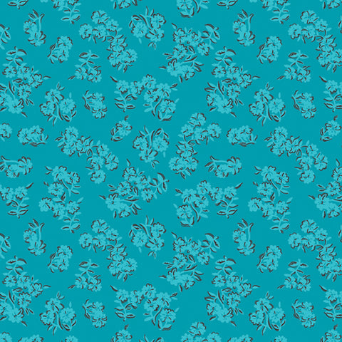 {New Arrival} Art Gallery Fabrics The Flower Society Petalled Ideal