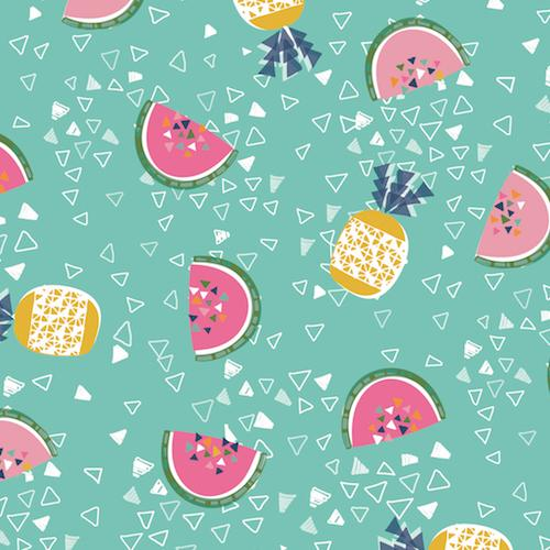 Dashwood Studios Club Tropicana Fruits Mint