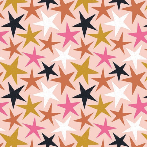 Dashwood Studios Under the Stars Stars Pink