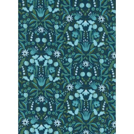 Cotton & Steel Rifle Paper Co Amalfi Freja Turquoise