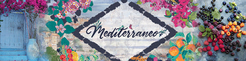 Art Gallery Mediterraneo Half Metre Bundle x 20 Prints (0.5 Metres + 2 Panels)
