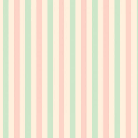 {New Arrival} Devonstone Easter Bilby- Stripe Pink & Mint