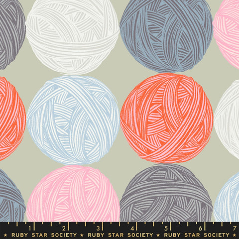 {Pre-Order April} Moda Ruby Star Society Purl Wound Up Wool