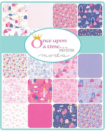 Moda Stacy Iest Hsu Once Upon a Time Charm Squares