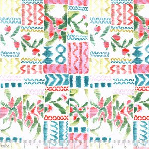 Blend Tea Garden Garden Swatch In Multi