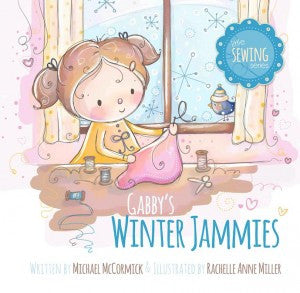 Bambini Book Club Gabby's Winter Jammies Book