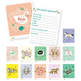 Moda Gingiber Enchanted Milestone Cards