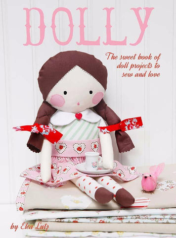 Riley Blake Little Dolly Book by Elea Lutz