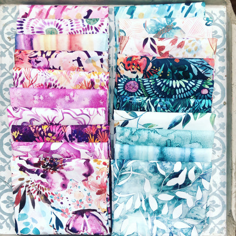 {New Arrival} Moda Sunshine Soul Fat Quarter Bundle x 20 Fat Quarters