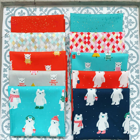 {New Arrival} Ruby Star Society FlurryFat Quarter Bundles x 10 Pieces