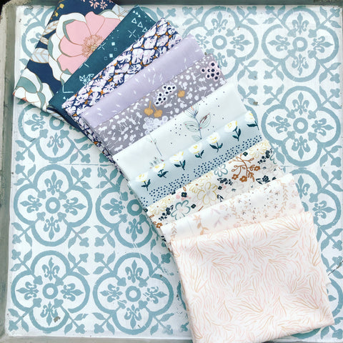 {New Arrival} Art Gallery Curated Bundles Set 3- Fat Quarter Bundles x 10 Pieces