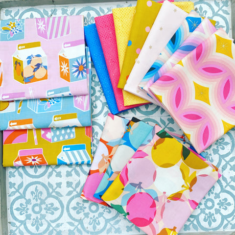 {New Arrival} Ruby Star Society  Clementine Fat Quarter Bundle x 14 FQ