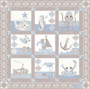 Bunny Hill Designs Sailor Baby Pattern
