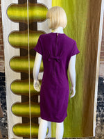 Purple wool Marc by Marc Jacobs dress