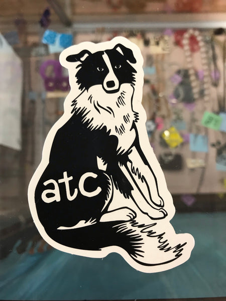 Friday ATC sticker