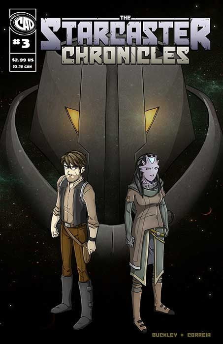 The Starcaster Chronicles #3