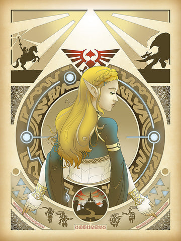 Breath Of A Prophecy Poster