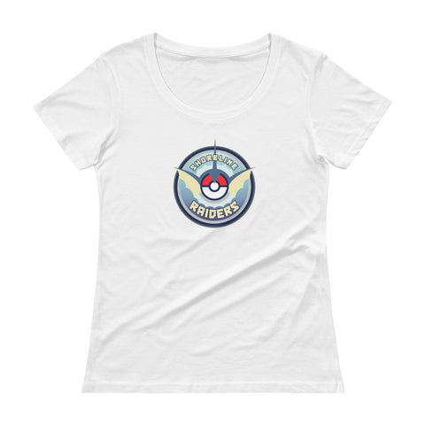 Shoreline Raiders Ladies' Scoopneck T-Shirt