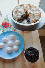 "Chocolate Silk ""Meringue"" Pie Baking Box! Plus 2 Bonus Desserts! Free Shipping!"